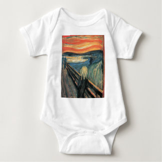 Genuine,Munch,reproduction,the scream,vintage art T-shirts