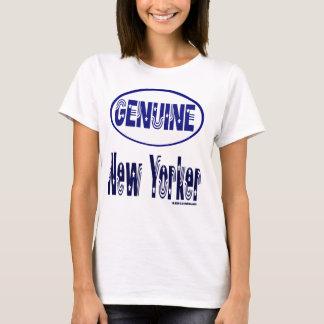 Genuine New Yorker T-Shirt