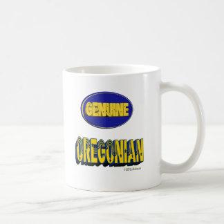 Genuine Oregonian Coffee Mugs
