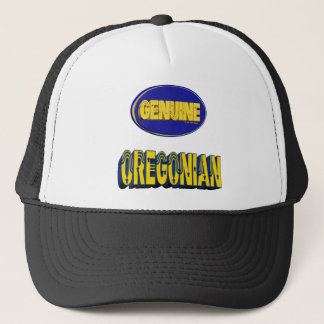 Genuine Orgonian Shirts Trucker Hat