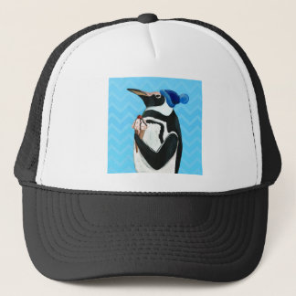 Genuine Penguin Trucker Hat