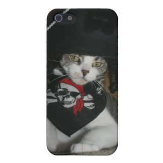 Genuine Pirate Kitty iPhone 5 Case