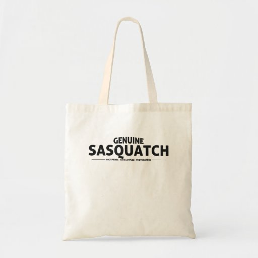 Genuine Sasquatch Bag