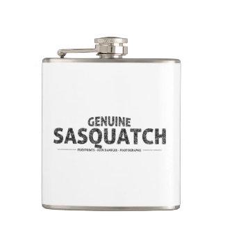 Genuine Sasquatch (Distressed) Hip Flask