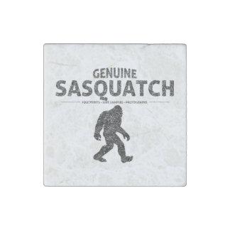 Genuine Sasquatch (Distressed) Stone Magnet