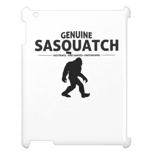 Genuine Sasquatch iPad Covers