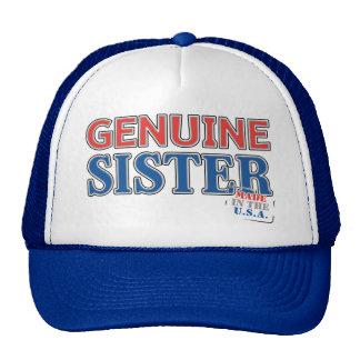 Genuine Sister Trucker Hat
