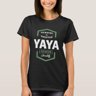 Genuine Yaya Tees