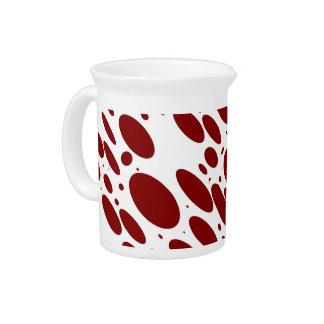 geo 13 wine bovine pitcher