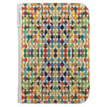 [GEO-ABS-1] Abstract oval pattern Kindle 3G Cover