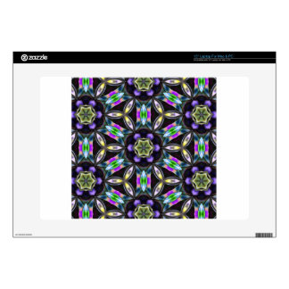 """Geo Abstract 15"""" Laptop Decal"""