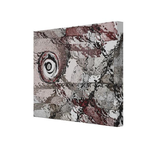 GEO - Abstract Canvas Print