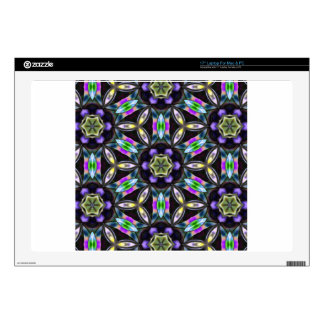 """Geo Abstract Skin For 17"""" Laptop"""