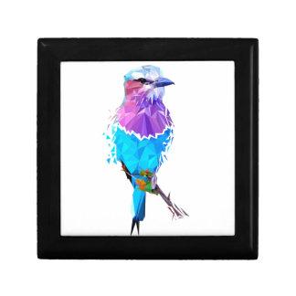 Geo Bird Jewelry Box