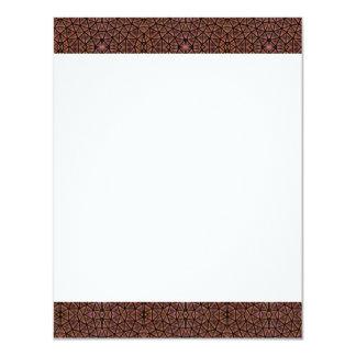 [GEO-BRO-1] Brown cobble pattern Card