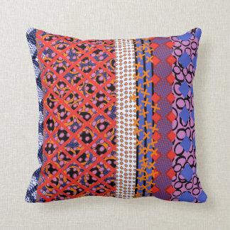 Geo Diamond Throw Pillow