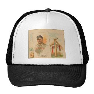Geo. F. Miller, Pittsburg Alleghenys Trucker Hat