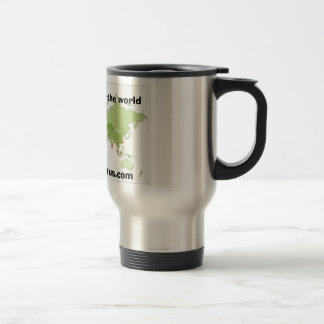 Geo-Map, www.interfacebus.com, Join the rest of... Travel Mug