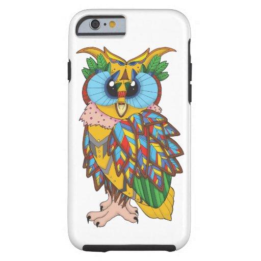 Geo Owl iPhone 6/6s Case