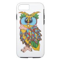 Geo Owl iPhone 7 Case