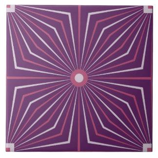 Geo Phlox Tiles