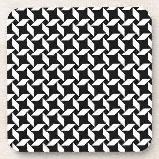Geo Pinwheel Coasters