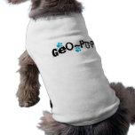 Geo-Pup Geocaching Dog Shirt