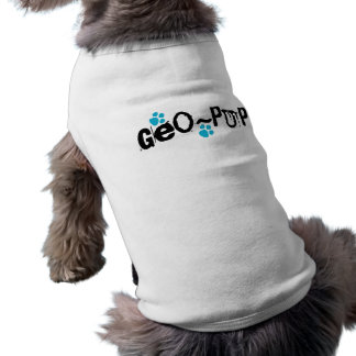 Geo-Pup Geocaching Dog Shirt