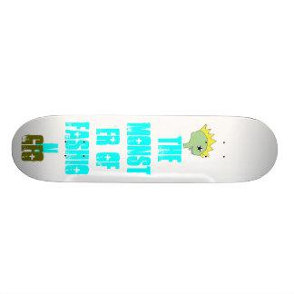 Geo Skateboard