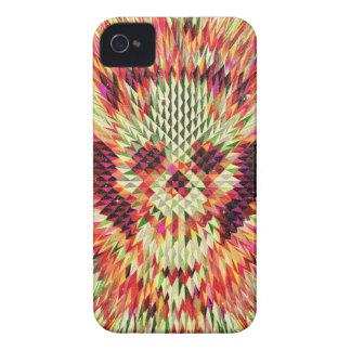 Geo Skull iPhone 4 Case
