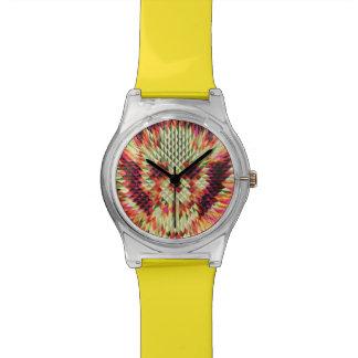 Geo Skull Wrist Watch