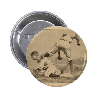 Geo. T. Stovall/James Austin, St. Louis Browns Pinback Button
