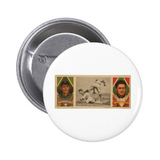 Geo. T. Stovall/James Austin, St. Louis Browns Buttons