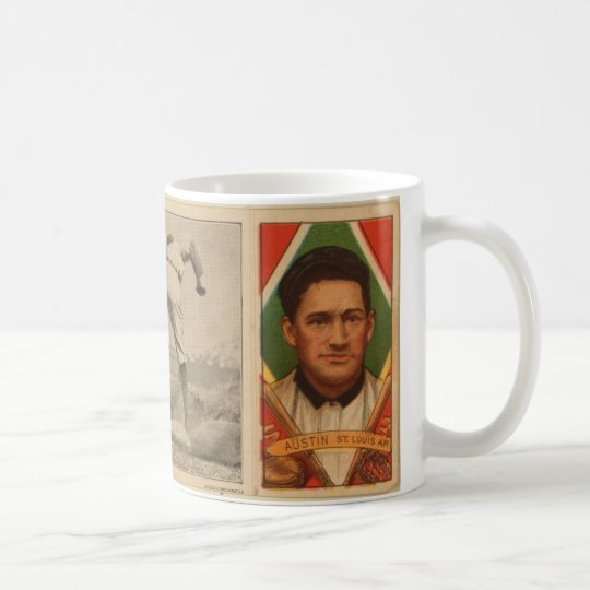 Geo. T. Stovall/James Austin, St. Louis Browns Coffee Mug