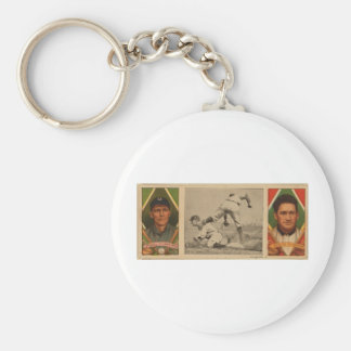 Geo. T. Stovall/James Austin, St. Louis Browns Key Chain