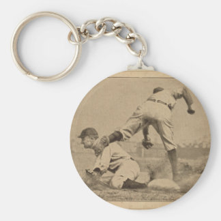 Geo. T. Stovall/James Austin, St. Louis Browns Key Chains