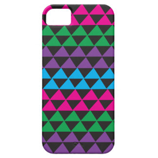 Geo-Triangles Case For iPhone 5/5S