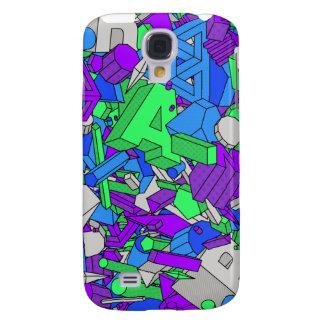 Geo Whiz - iPhone3 case