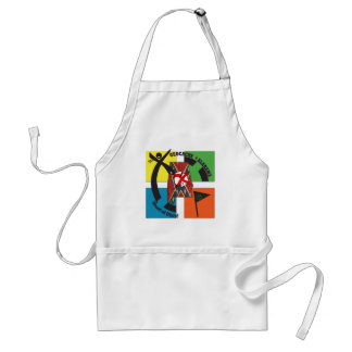 GEOCACHE ALABAMA STATE MOTTO ADULT APRON