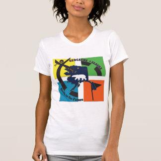 GEOCACHE ALASKA- NORTH TO THE FUTURE T-Shirt