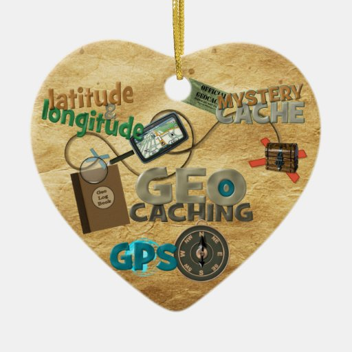 Geocache Fever - Customize Christmas Tree Ornaments