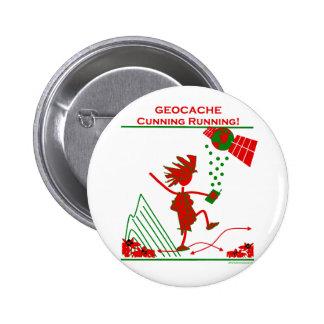 Geocache - funcionamiento astuto pins
