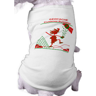 Geocache - funcionamiento astuto ropa de mascota