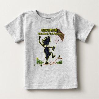 Geocache Hide Hunt Find III Baby T-Shirt