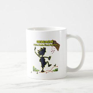 Geocache Hide Hunt Find III Coffee Mug