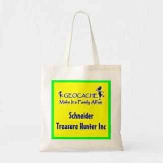 Geocache - Make It a Family Affair Tote Bag