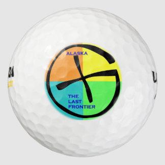 GeoCache Micro w/Logo Golf Balls