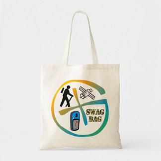 Geocache Minnesota Swag Bag Budget Tote