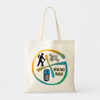 Geocache Minnesota Swag Bag CTC L.I.F.E. Tote