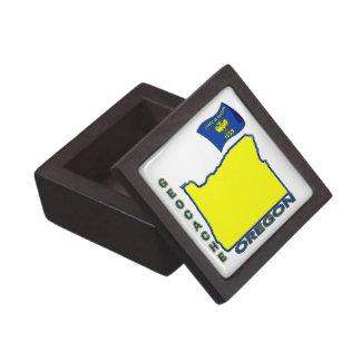 GEOCACHE  OREGON PREMIUM GIFT BOX